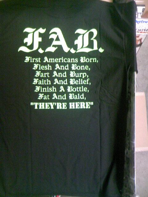 FAB FAB Roots LS-T 4-3z