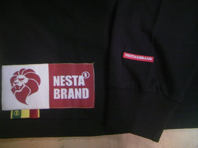 Nesta A Girl on Logo LS-T 1-7