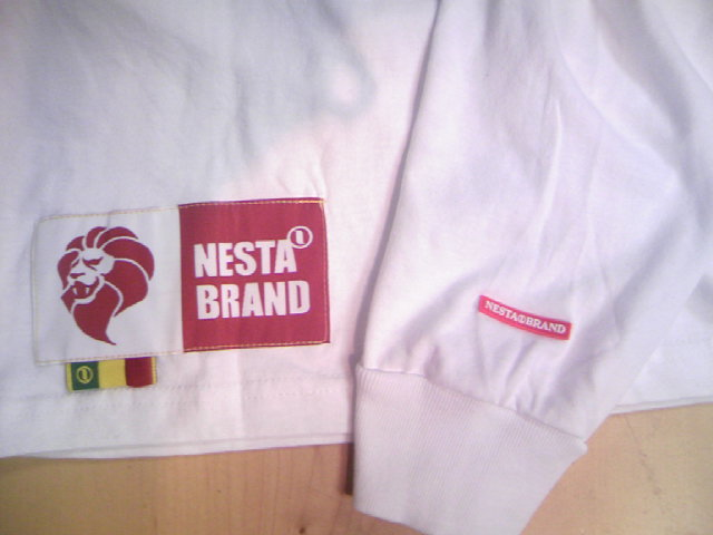 Nesta A Girl on Logo LS-T 1-8