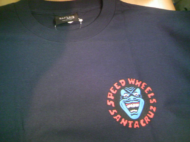 SCSK8 Screaming Hand Tee N-2