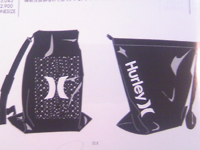 Hurley Wet Bag 2-1