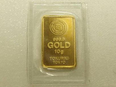 トクリキ K24 純金