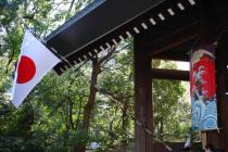 靖国神社20080103-03
