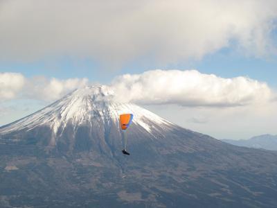 ワッキー&富士山