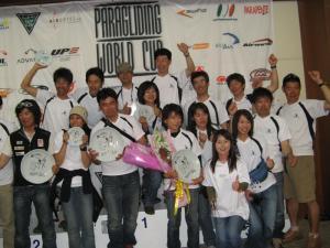 日本チーム2