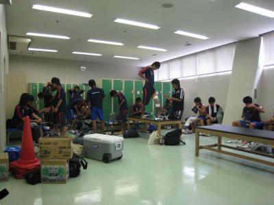 2009 全広島 決勝 vs佐川急便中国 8/30(w-up前)
