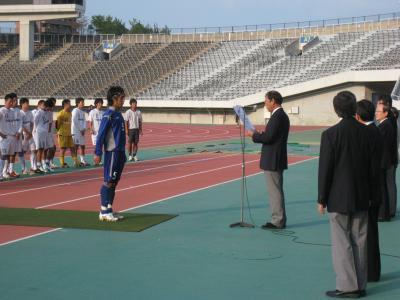 2009 全広島 決勝 vs佐川急便中国 8/30(表彰式)