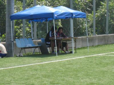 2009 中国L 第9節 vs東亜大 「今日の本部」
