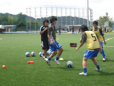 2009 中国L 第9節 vs東亜大 「アップ2」