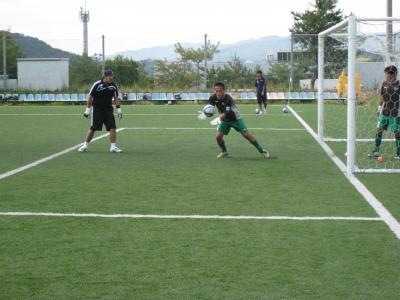 2009 中国L 第9節 vs東亜大 「アップ3」