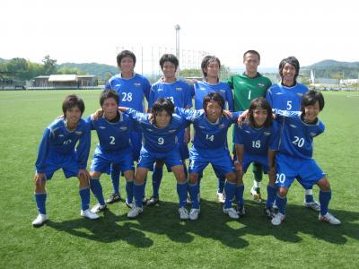 2009 中国L 第9節 vs東亜大 「先発」