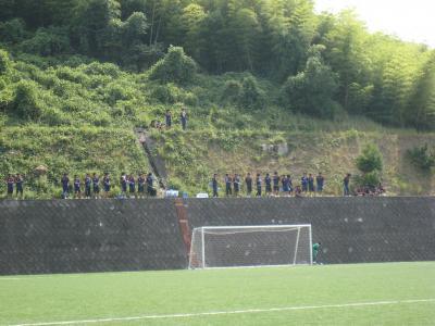 2009 中国L 第9節 vs東亜大 「応援団」