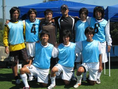 2009 Iリーグ 第7節 A-経済大(9/19/土)「sub」