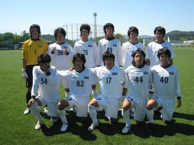 2009 Iリーグ 第7節 A-経済大(9/19/土)「start」