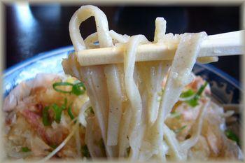 おろし蕎麦(コシがあるゾ~)