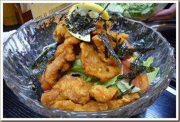 """お勧めの""""獅子麺"""""""