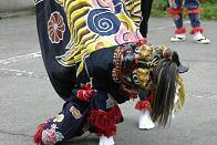 獅子舞福島