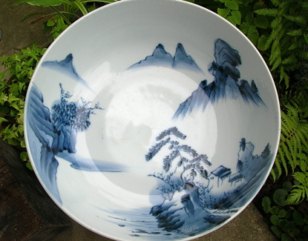 有田焼の鉢