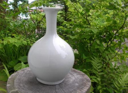 白磁酒瓶?