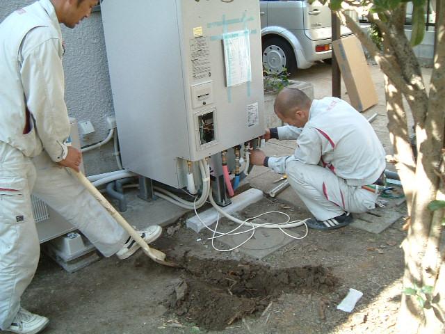 オール電化工事