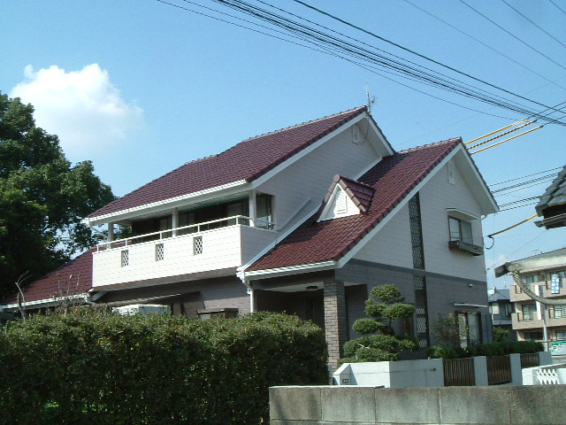 屋根・外壁塗替工事