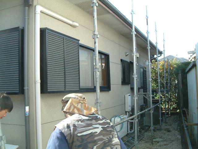 屋根外壁塗り替工事