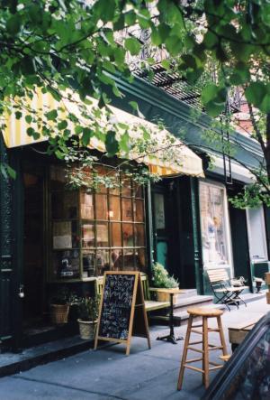 トロント・カフェ