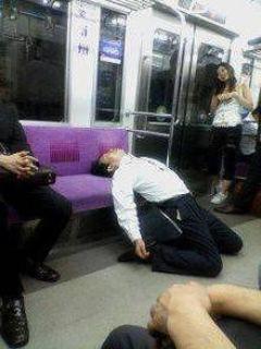 おお、酔っぱらい!
