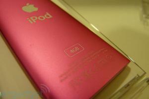 iPod nano4GB