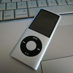 iPod nano4G