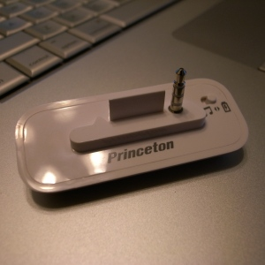 Princeton PIP-ISA Universal Dock adapter for 2nd iPod Shuffle