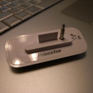 Princeton PIP-ISA Universal Dock adapter for 2nd iPod Shuffle
