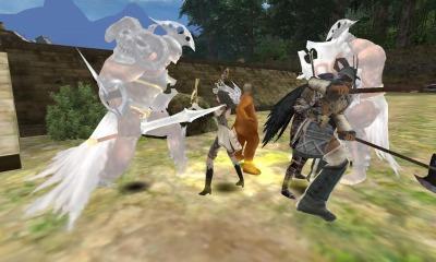 Granado Espada - エラク防衛