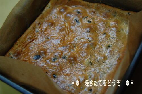 オレオのチーズケーキ