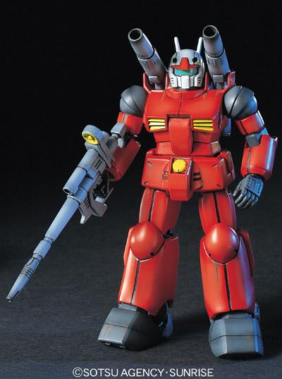 001 RX-77-2 ガンキャノン