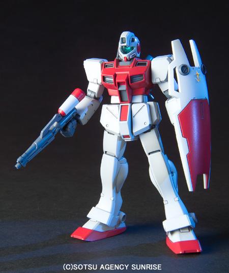 051 RGM-79GS ジム・コマンド(宇宙仕様)