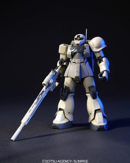 071 MS-05L ザクI・スナイパータイプ