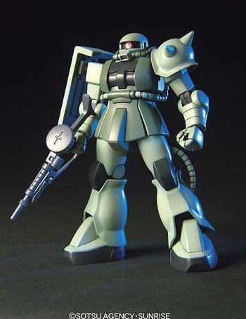 040 MS-06 ザクII量産型