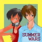 SW:ケンジとカズマ