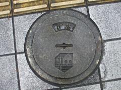 小樽マンホール1