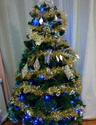 クリスマスツリー2008①