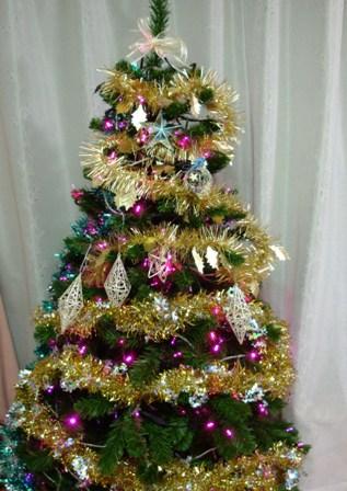 クリスマスツリー2008②