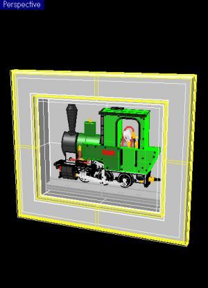 フォルテ CAD画面