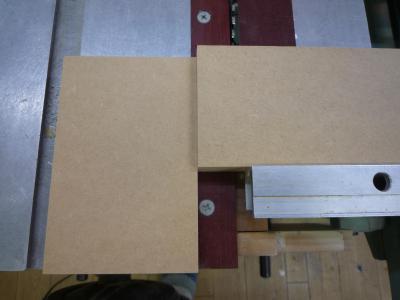 溝彫りデモ 1