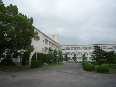 豊田高専 校舎