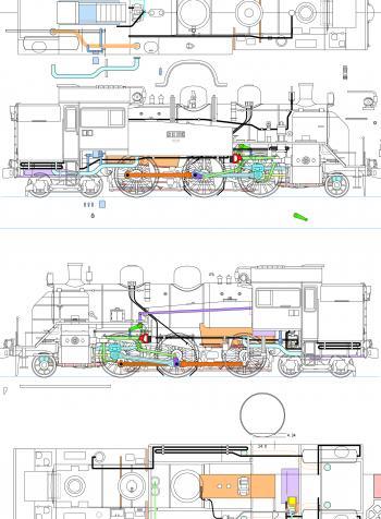 C11 150 側面図