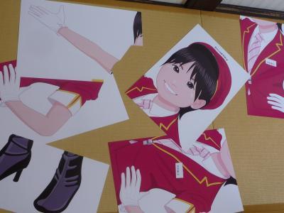 木村裕子さんパネル A3バラバラ