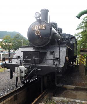 若桜鉄道 C12 その2