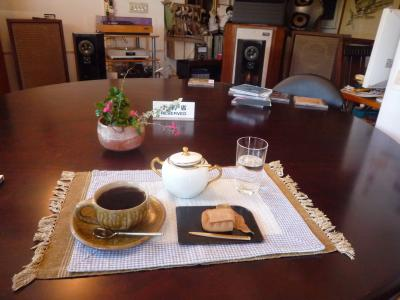 SAWADA AUDIO 五稜とコーヒー