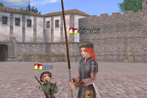 最初的商人與冒險家裝扮
